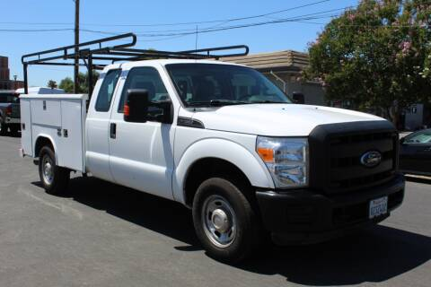 2015 Ford F-250 Super Duty for sale at CA Lease Returns in Livermore CA