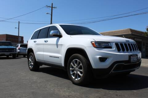 2015 Jeep Grand Cherokee for sale at CA Lease Returns in Livermore CA