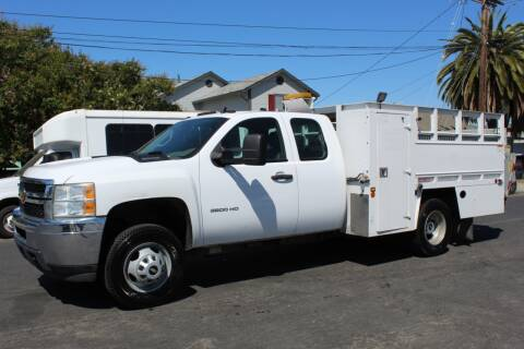 2013 Chevrolet Silverado 3500HD for sale at CA Lease Returns in Livermore CA