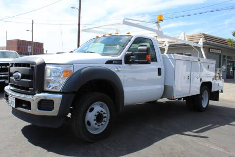 2016 Ford F-450 Super Duty for sale at CA Lease Returns in Livermore CA