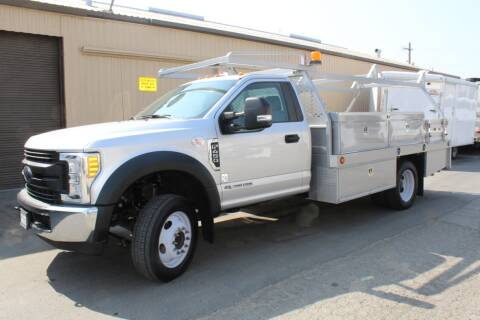 2017 Ford F-450 Super Duty for sale at CA Lease Returns in Livermore CA
