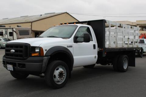 2007 Ford F-450 Super Duty for sale at CA Lease Returns in Livermore CA