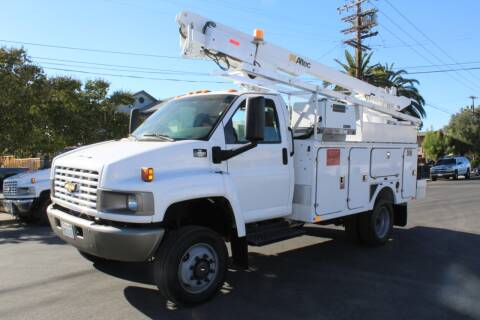 2008 Chevrolet C4500 for sale at CA Lease Returns in Livermore CA