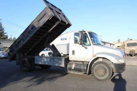 2007 International DuraStar 4300 for sale at CA Lease Returns in Livermore CA