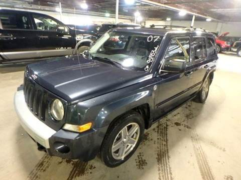 Used 2007 Jeep Patriot For Sale In Lawrenceville Ga Carsforsale