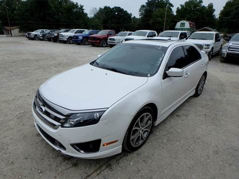 2012 Ford Fusion For Sale >> Repairable 2012 Ford Fusion For Sale Carsforsale Com