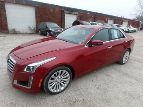 2017 Cadillac CTS for sale in Des Moines, IA