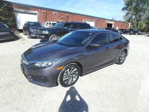 2016 Honda Civic for sale in Des Moines, IA