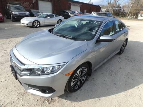 2017 Honda Civic for sale in Des Moines, IA