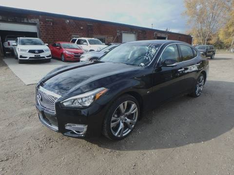 2015 Infiniti Q70 for sale in Des Moines, IA