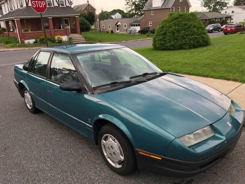 1995 Saturn S-Series SL1 - Bangor PA