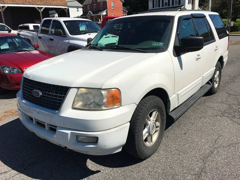 2004 Ford Expedition XLT 4WD 4dr SUV - Bangor PA
