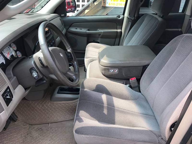 2004 Dodge Ram Pickup 1500 4dr Quad Cab SLT 4WD SB - Bangor PA