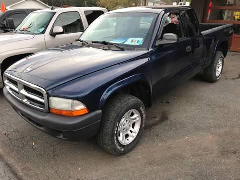 2003 Dodge Dakota for sale in Bangor, PA