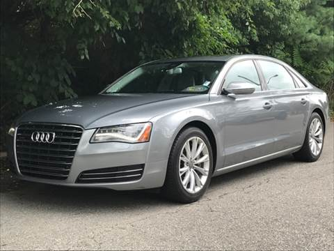 2012 Audi A8 L for sale in Staten Island, NY