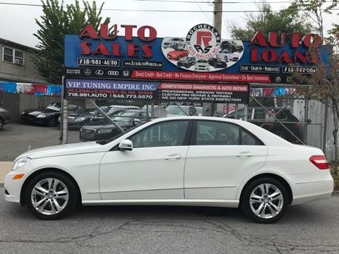 2010 Mercedes-Benz E-Class for sale in Staten Island, NY