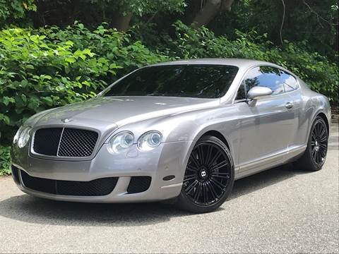 2008 Bentley Continental for sale in Staten Island, NY