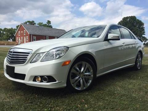 2011 Mercedes-Benz E-Class for sale in Staten Island, NY
