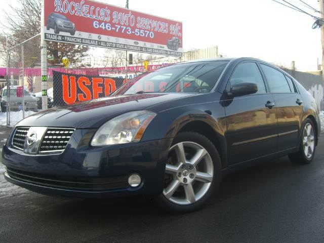 2004 Nissan Maxima Se With Leather In Staten Island Ny Rochellas