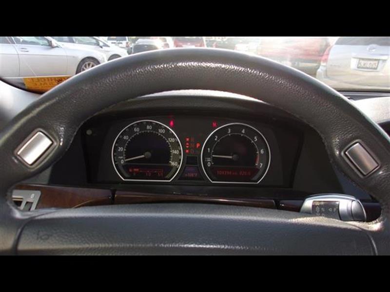 2008 BMW 7 Series 750i 4dr Sedan - Fresno CA