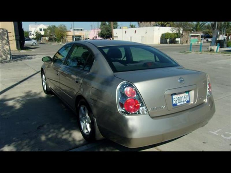 2005 Nissan Altima 2.5 - Fresno CA