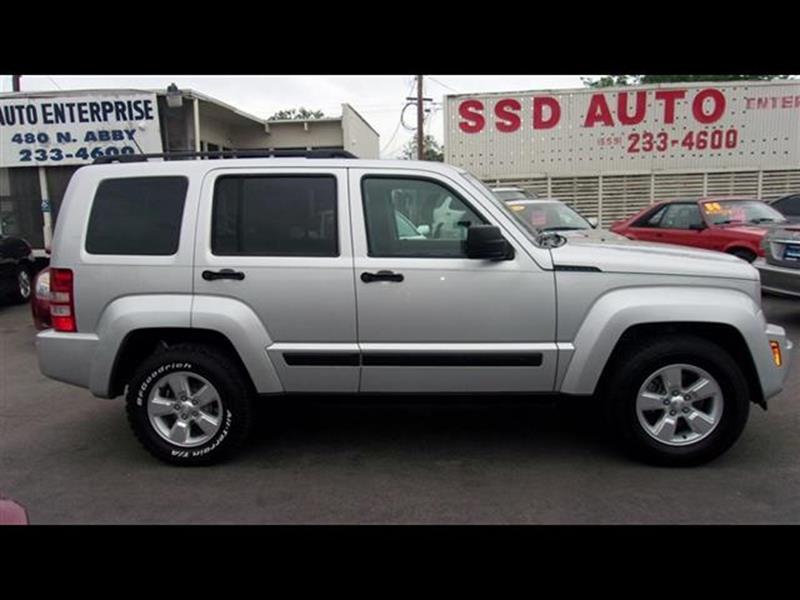 2012 Jeep Liberty 4x2 Sport 4dr SUV - Fresno CA