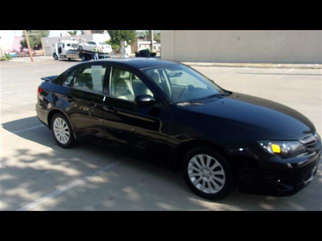 2010 Subaru Impreza AWD 2.5i Premium 4dr Sedan 4A - Fresno CA