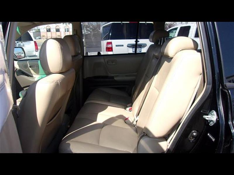 2006 Toyota Highlander Hybrid  - Fresno CA