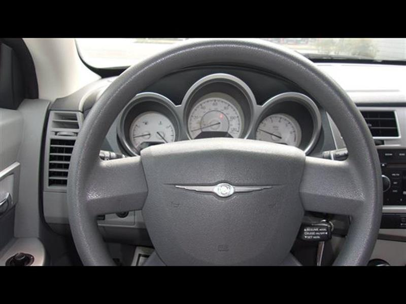 2008 Chrysler Sebring Touring 2dr Convertible - Fresno CA