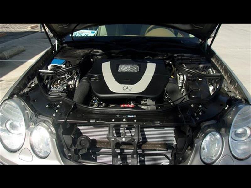 2008 Mercedes-Benz E-Class E 350 4dr Sedan - Fresno CA