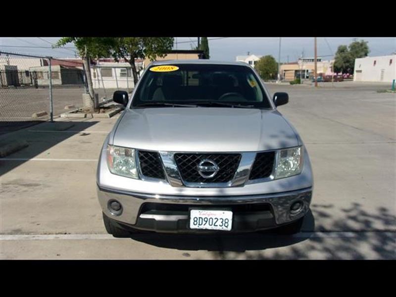 2008 Nissan Frontier 4x2 SE V6 4dr King Cab 6.1 ft. SB Pickup 6M - Fresno CA
