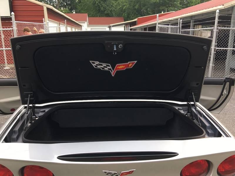 2007 Chevrolet Corvette for sale at F & A Corvette in Colonial Beach VA