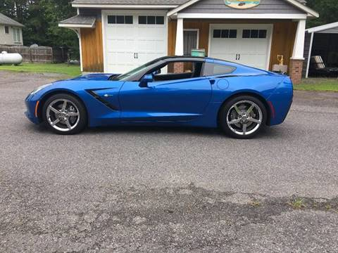 2014 Chevrolet Corvette for sale at F & A Corvette in Colonial Beach VA