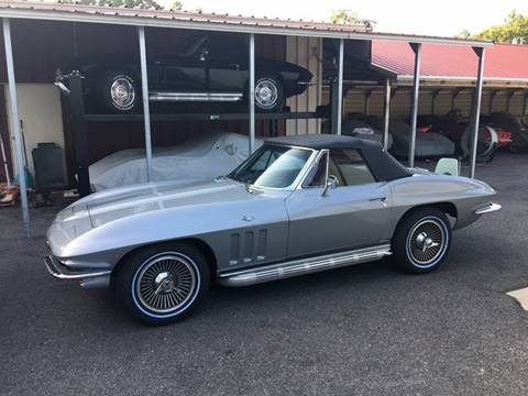 1965 Chevrolet Corvette for sale at F & A Corvette in Colonial Beach VA