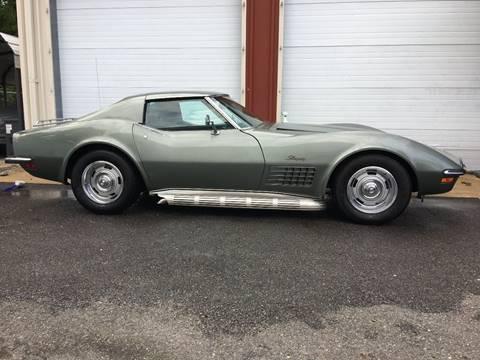 1972 Chevrolet Corvette for sale in Colonial Beach, VA