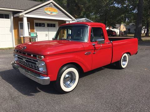 1966 Ford F-100 for sale in Colonial Beach, VA