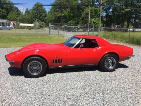 1969 Chevrolet Corvette for sale at F & A Corvette in Colonial Beach VA