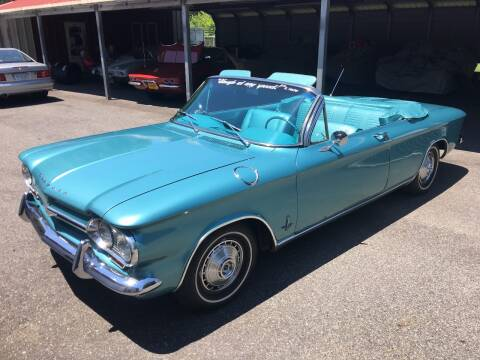 1964 Chevrolet Corvair for sale at F & A Corvette in Colonial Beach VA
