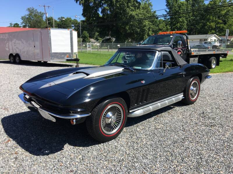 1965 Chevrolet Corvette for sale at F & A Corvette in Colonial Beach VA