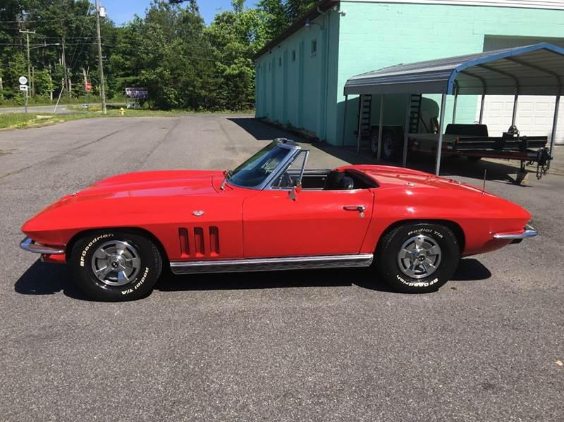 1966 Chevrolet Corvette for sale at F & A Corvette in Colonial Beach VA