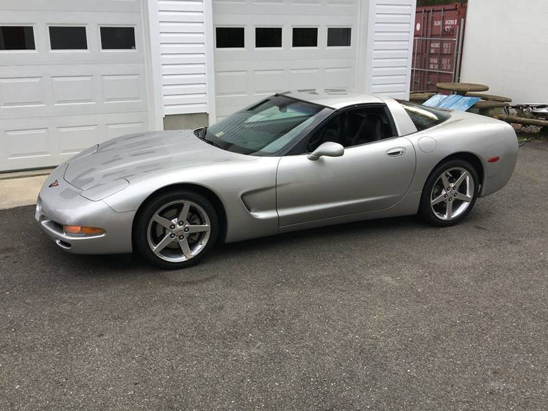 2004 Chevrolet Corvette for sale at F & A Corvette in Colonial Beach VA