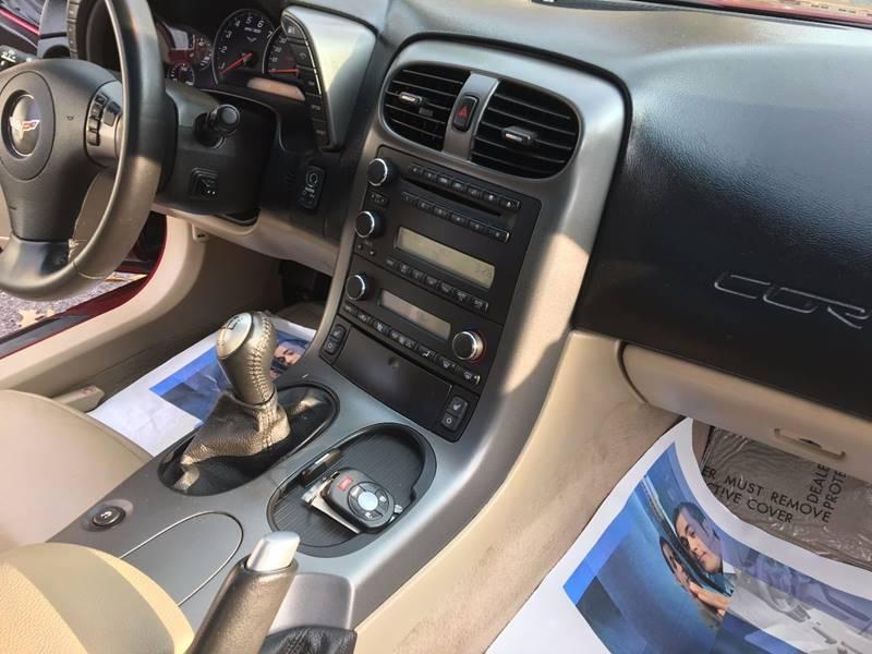 2007 Chevrolet Corvette 2dr Coupe - Colonial Beach VA