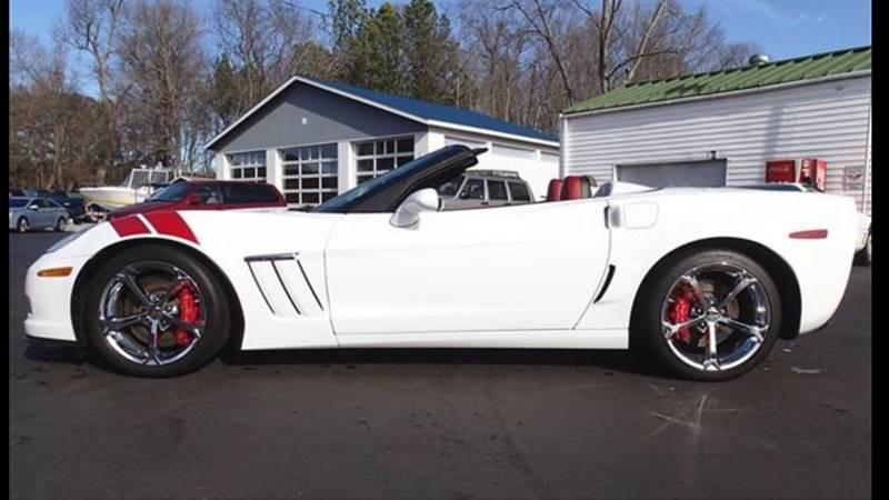2012 Chevrolet Corvette Z16 Grand Sport 2dr Convertible w/3LT - Colonial Beach VA