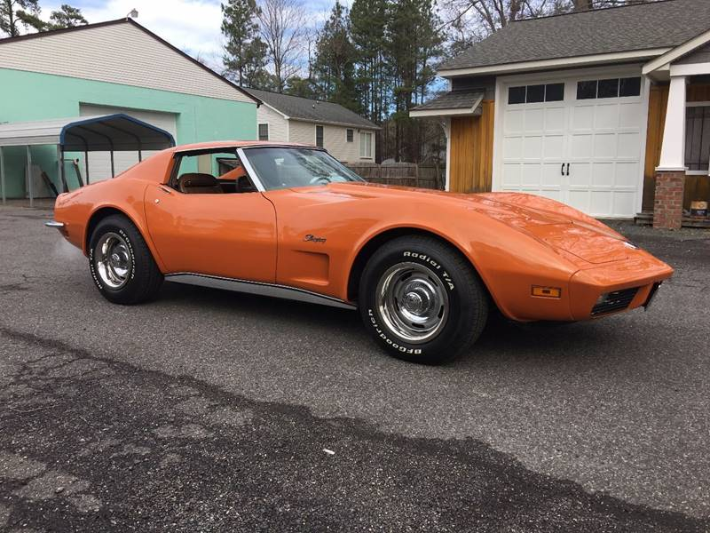 1973 Chevrolet Corvette  - Colonial Beach VA