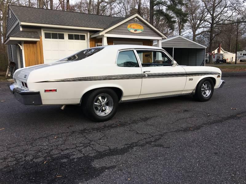 1973 Chevrolet Nova SUPER SPORT - Colonial Beach VA