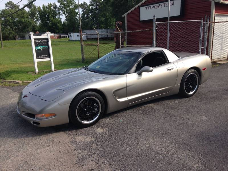 1999 Chevrolet Corvette 2dr Coupe - Colonial Beach VA