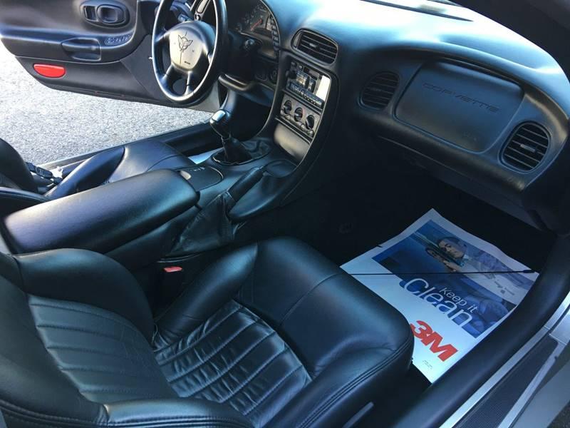 1999 Chevrolet Corvette 2dr Coupe - Colonial Beach VA
