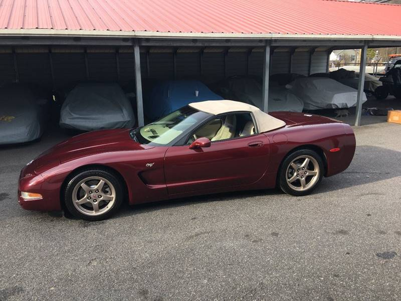 2003 Chevrolet Corvette 2dr Convertible - Colonial Beach VA
