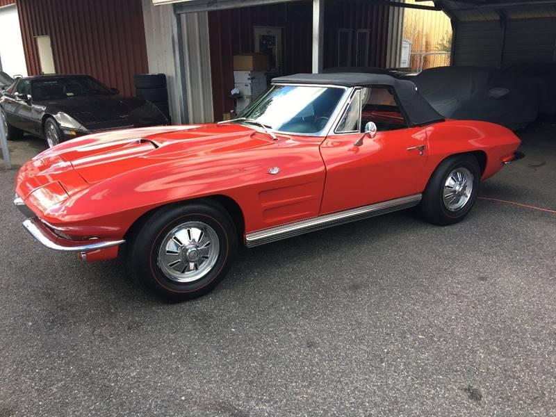1964 Chevrolet Corvette  - Colonial Beach VA
