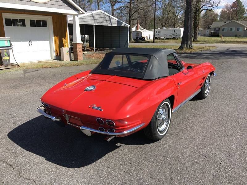 1964 Chevrolet Corvette  - Colonial Beach VA